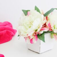 How to Use Chalk Paint on Glazed Ceramics (Like This Vase)