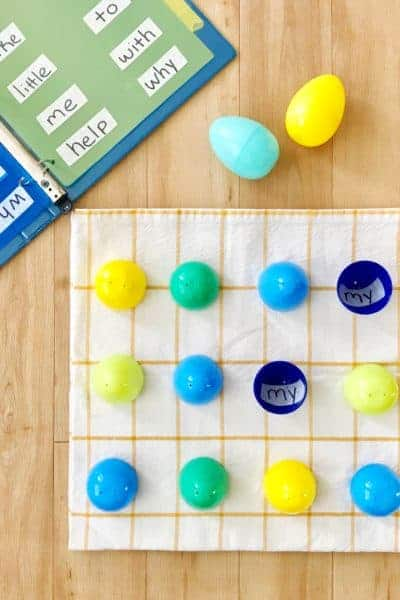 5 Fabulously Fun and Educational Kid's Easter Games