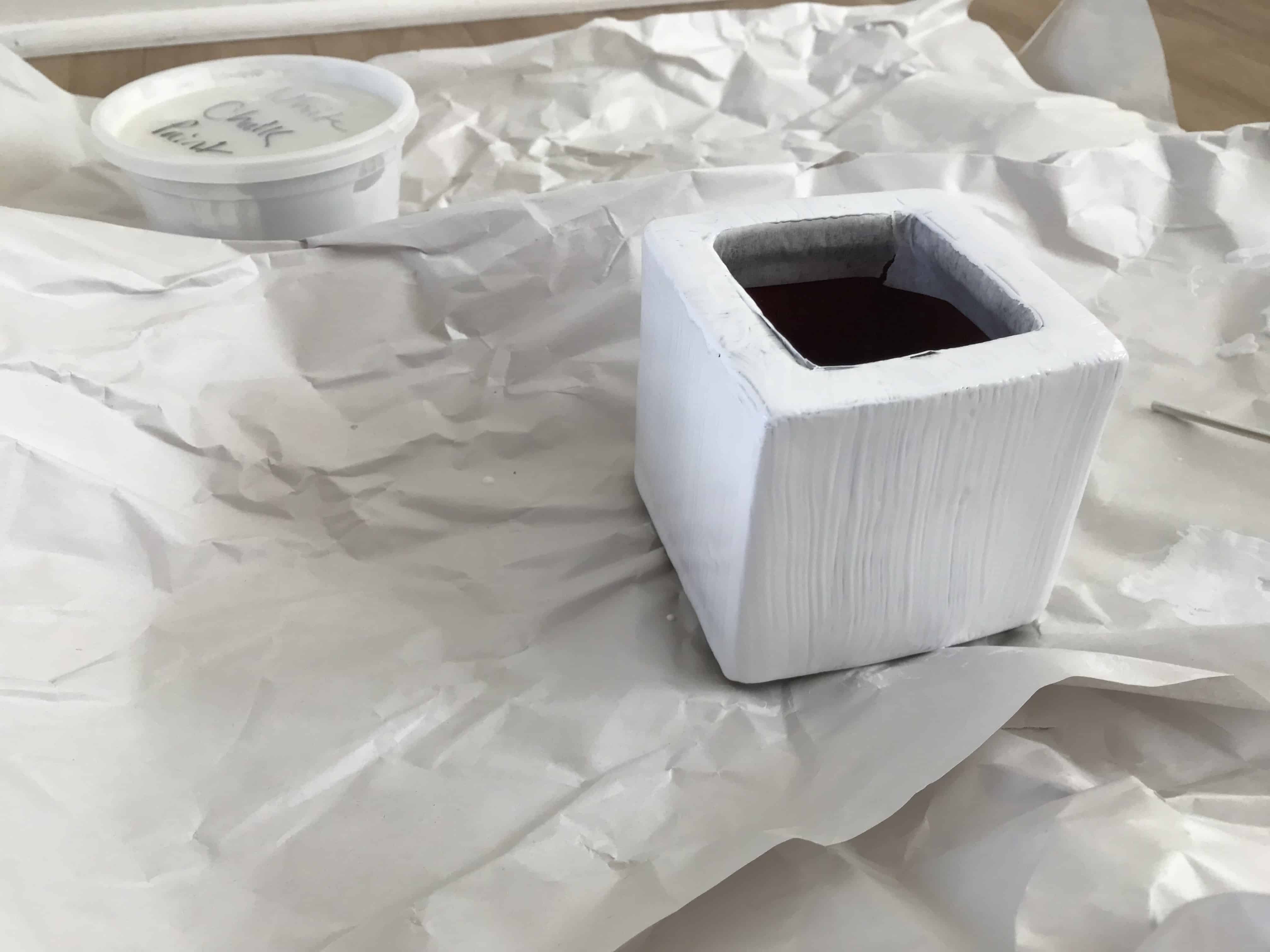 Can You Paint Ceramics With Chalk Paint Yes Here S The
