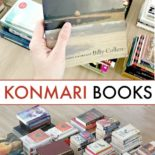 KonMari books steps