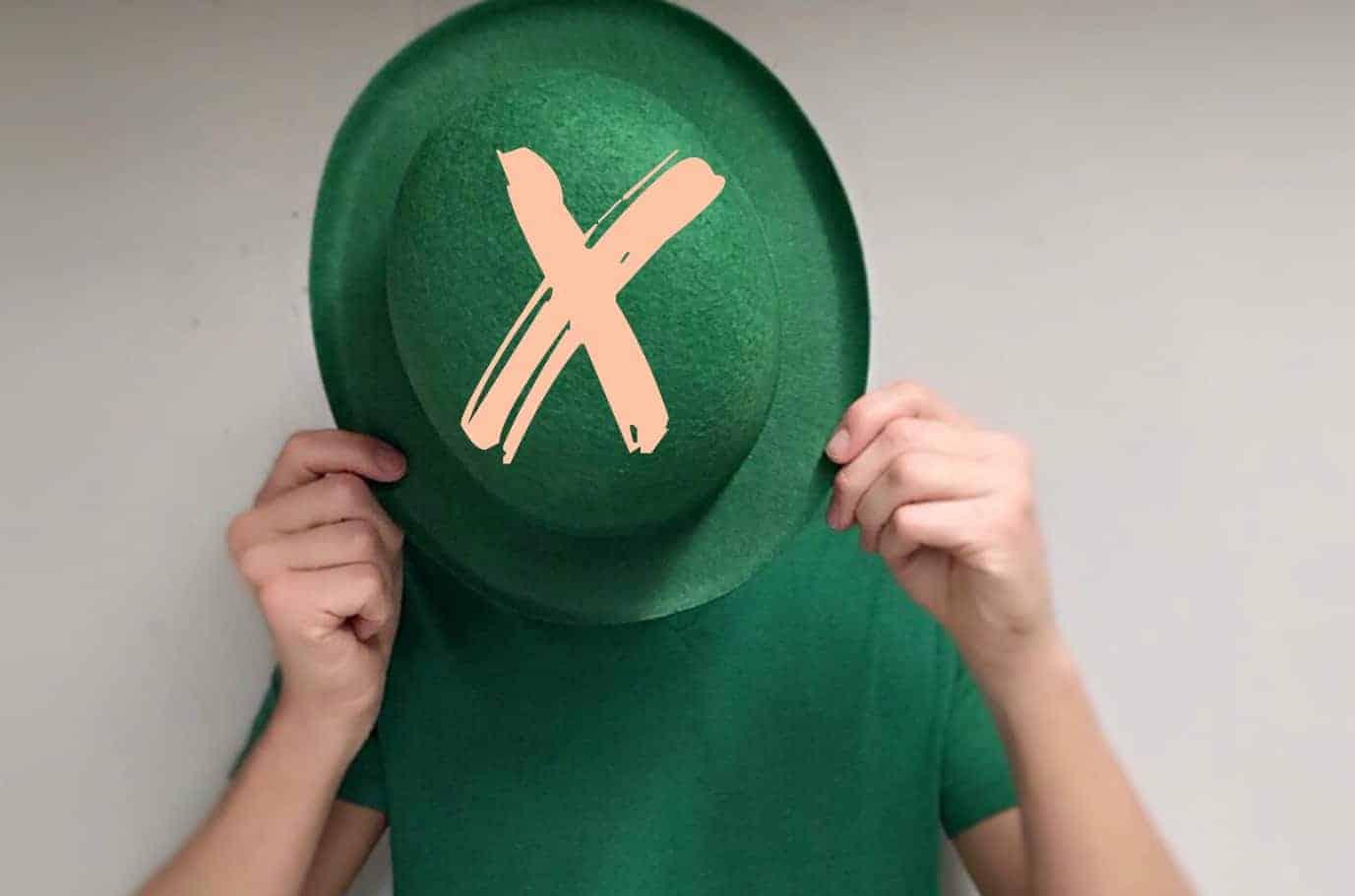 Green hat in China causing man shame