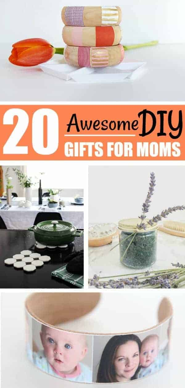 A collection of Mother's Day gift ideas