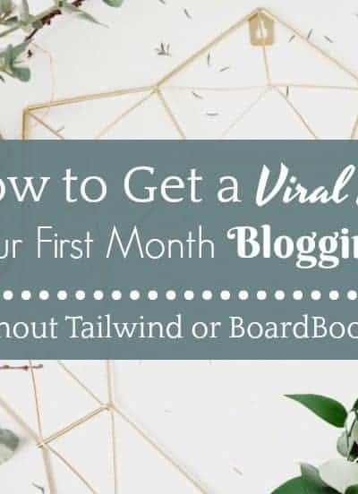 10 Strategies To Go Viral in Your First Month Blogging