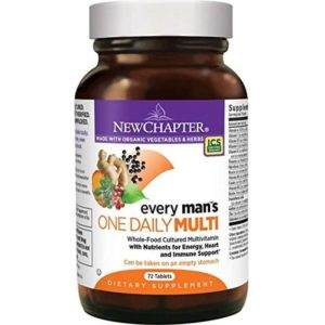The best men's multivitamin