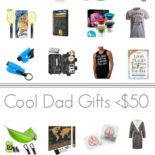 Awesome list of gifts for dads