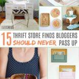 The best thrift store flips