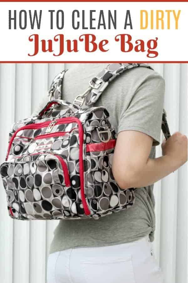 How To Clean Your Jujube Bag So It Looks Brand New Again