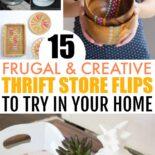 Three thrift store flips