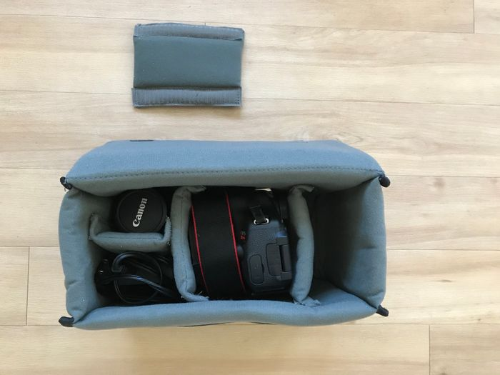 A cheap hack for camera bags