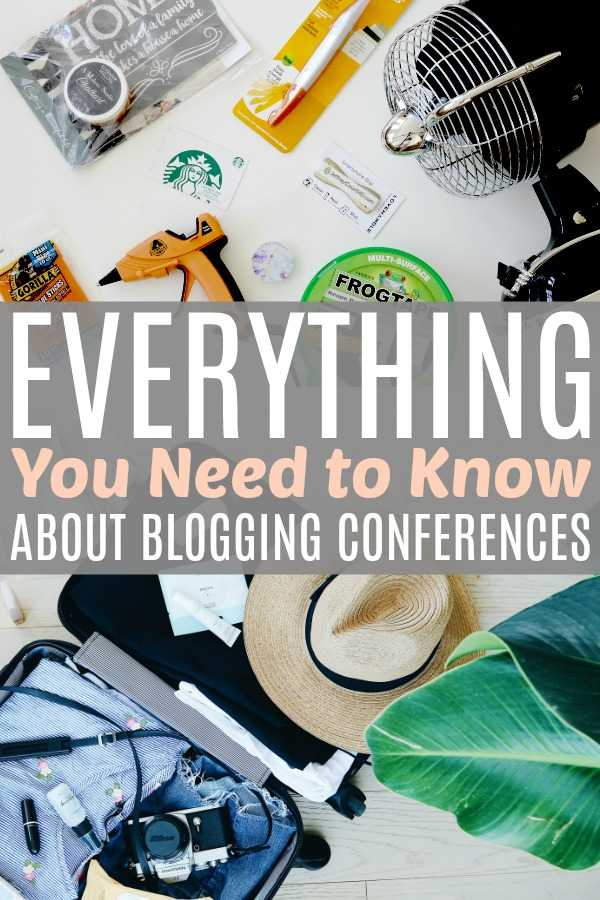 A guide to blogging conferences