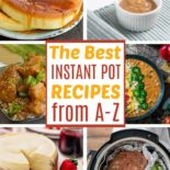 A list of the best Instant Pot recipes