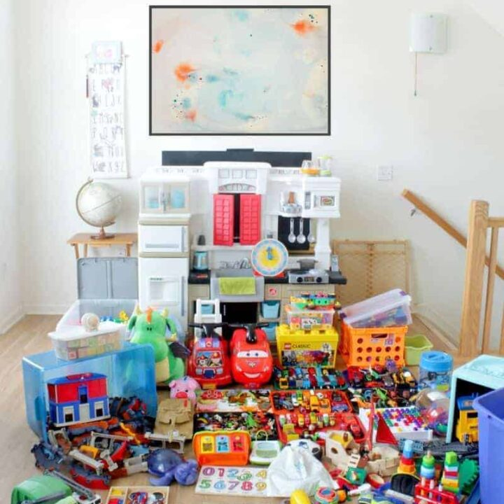 Declutter Toys (and Make Your Kids Smarter) with the KonMari Method