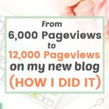 A guide on how to increase pageviews to blog