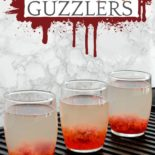 Three bloody drinks for Halloween