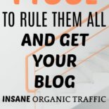 A infographic on how to get more pageviews
