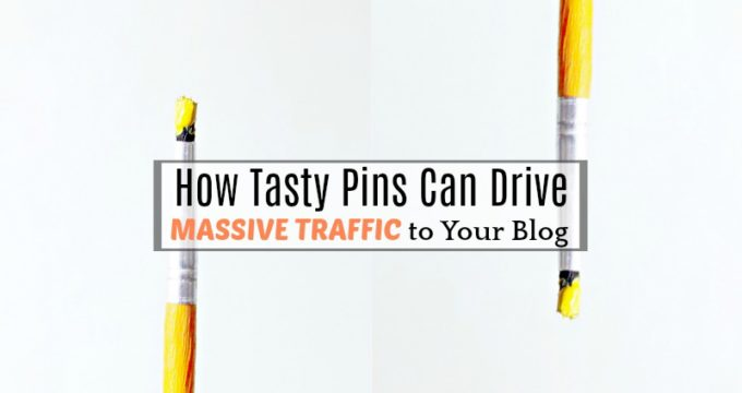 How Tasty Pins Can Drive Massive Traffic to Your Blog