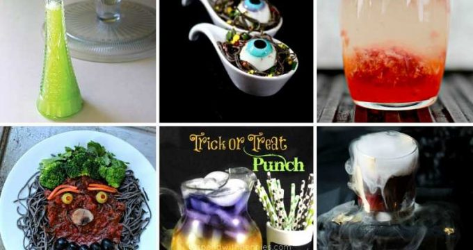 31 Creepy Halloween Food Ideas for Your Party