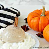 Pumpkin Spice Latte Dessert