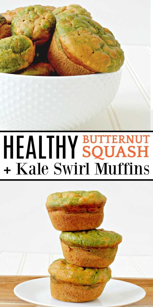 A pile of butternut squash muffins on a table