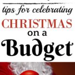 A guide to Christmas on a budget