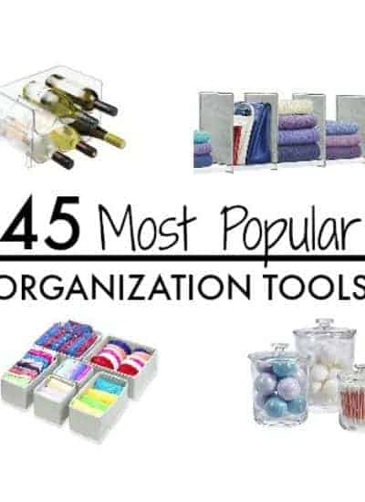 List of 45 best organization tools