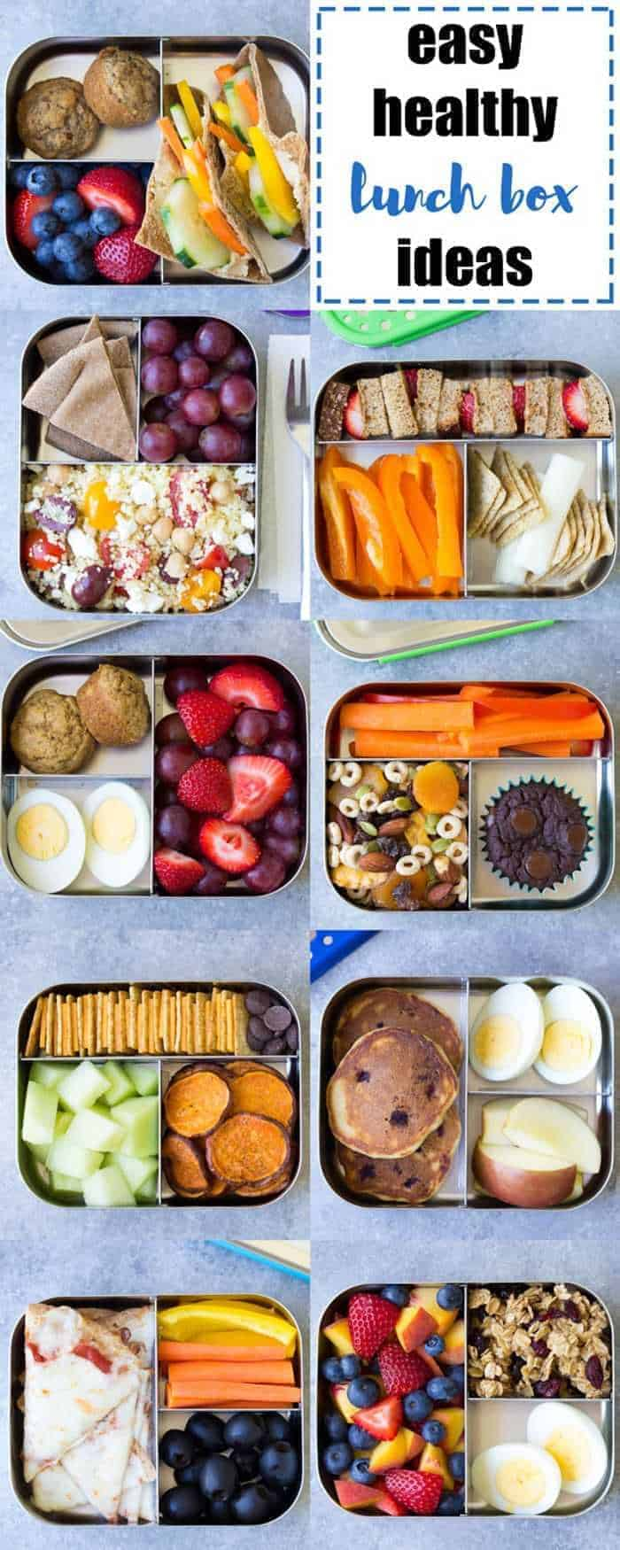10 Work Lunch Box Ideas