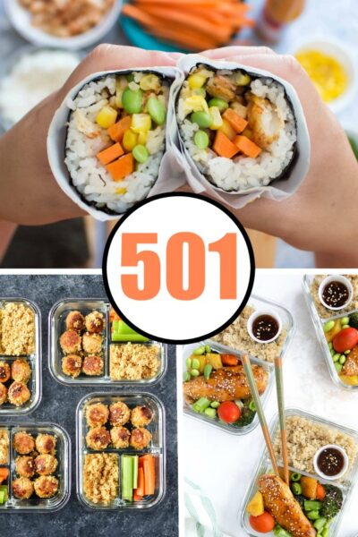 501 work lunch ideas in a group
