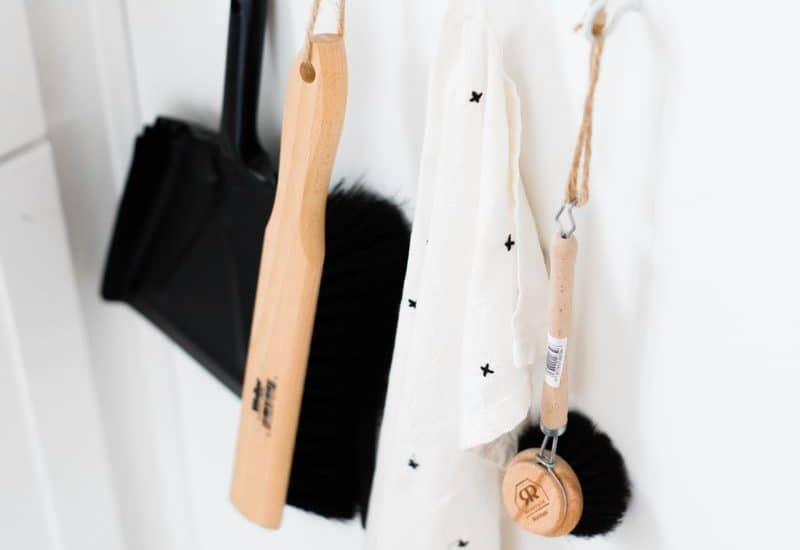 Using hooks for organization in kitchen