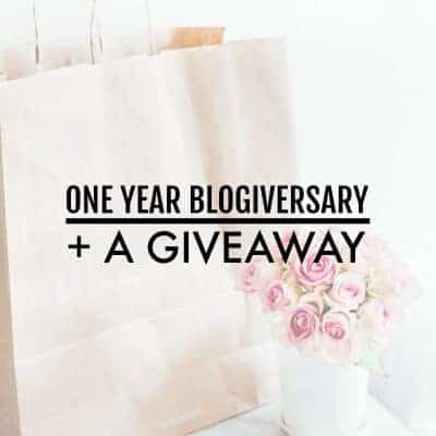Reminiscing After One Year Blogging | What I Have Learned