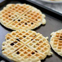 Freezing Waffles: How to Freeze and Reheat Waffles