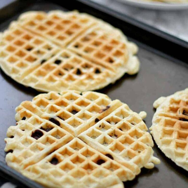 Freezing Waffles: How to Freeze and Reheat Waffles