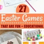 27 Easter games in a roundup image