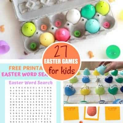 27 Fun Easter Games for Kids That Are Totally Hoppin'