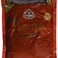 assi Red Pepper Powder, Kimchi, 1 Pound