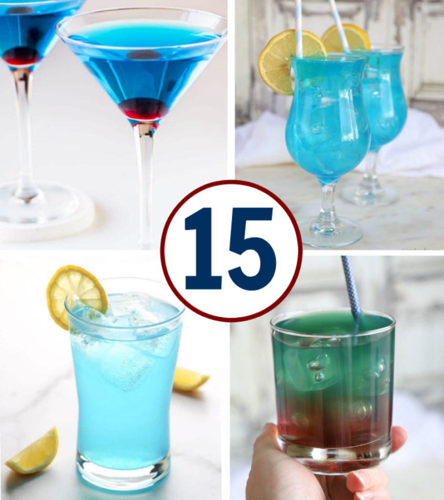 15 Blue Curacao Drinks That Will Quench Your Thirst For