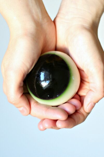 Freaky Halloween Eyeball Jello Double Shots Recipe