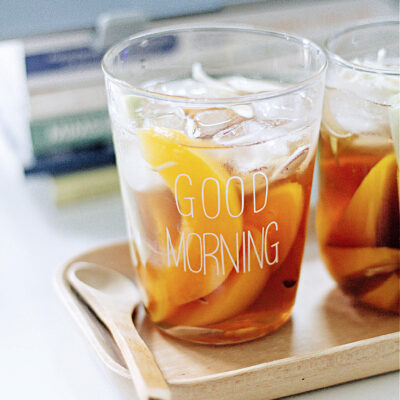 A drink recipe to fight overwhelming stress and have a good morning